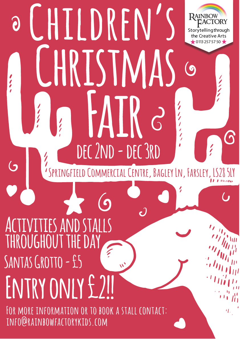 Christmas Fair, Rainbow Factory